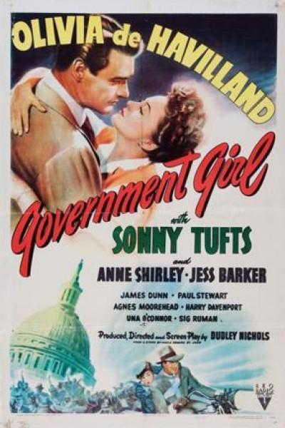 Caratula, cartel, poster o portada de La chica del gobierno