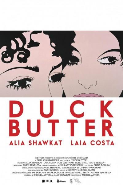 Caratula, cartel, poster o portada de Duck Butter
