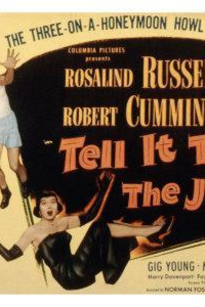Caratula, cartel, poster o portada de Tell It to the Judge