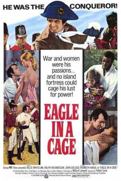 Caratula, cartel, poster o portada de Eagle in a Cage