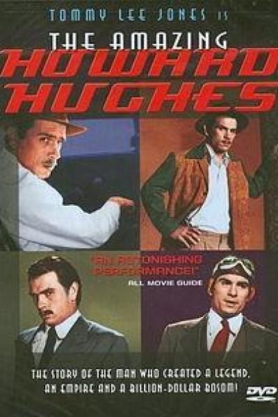 Caratula, cartel, poster o portada de El increíble Howard Hughes