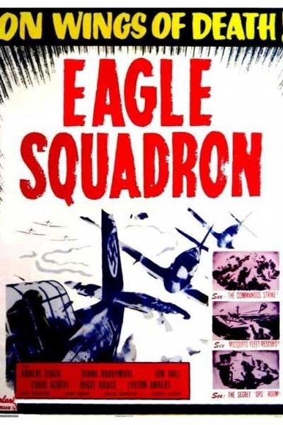 Caratula, cartel, poster o portada de Eagle Squadron