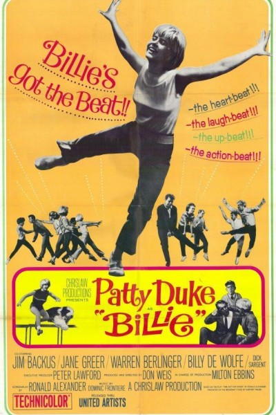 Caratula, cartel, poster o portada de Billie
