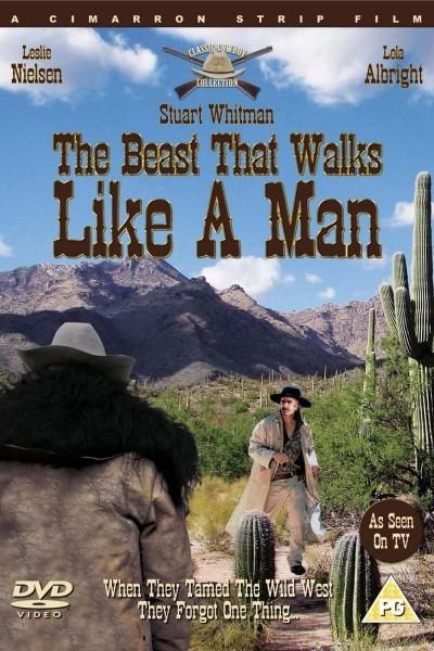 Caratula, cartel, poster o portada de La bestia que camina como un hombre