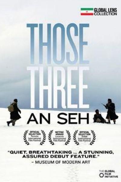 Caratula, cartel, poster o portada de An seh (Those three)