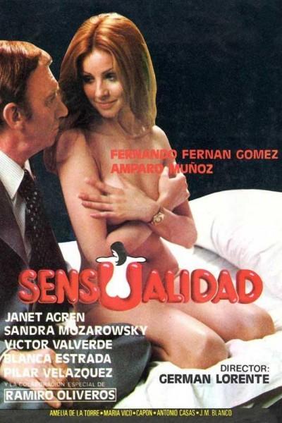 Caratula, cartel, poster o portada de Sensualidad