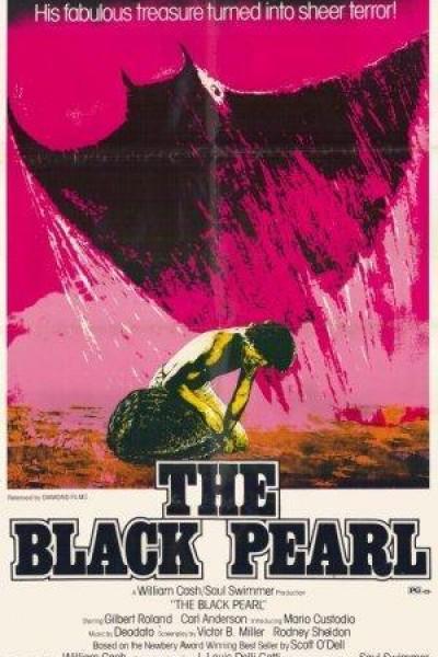Caratula, cartel, poster o portada de La perla negra