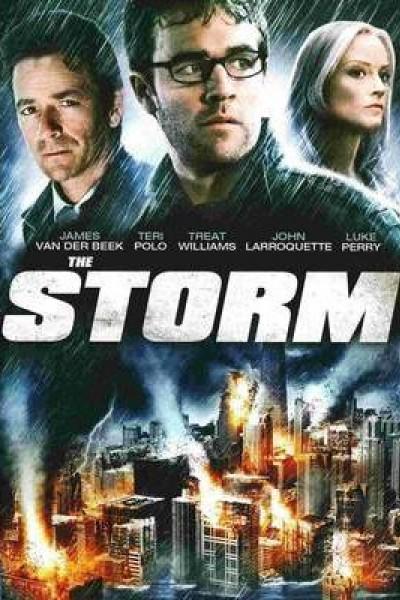 Caratula, cartel, poster o portada de La gran tormenta