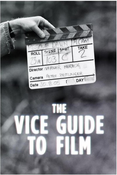 Caratula, cartel, poster o portada de Vice Guide to Film