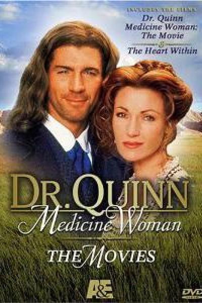 Caratula, cartel, poster o portada de La doctora Quinn: La película