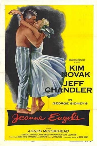 Caratula, cartel, poster o portada de Jeanne Eagels