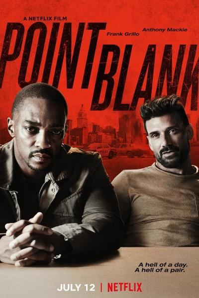Caratula, cartel, poster o portada de Point Blank: Cuenta atrás