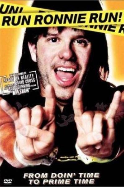 Caratula, cartel, poster o portada de Corre por tu vida, Ronnie
