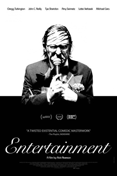 Caratula, cartel, poster o portada de Entertainment