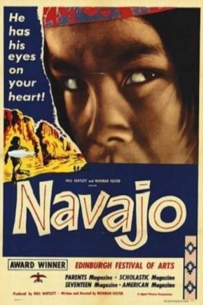 Caratula, cartel, poster o portada de Navajo