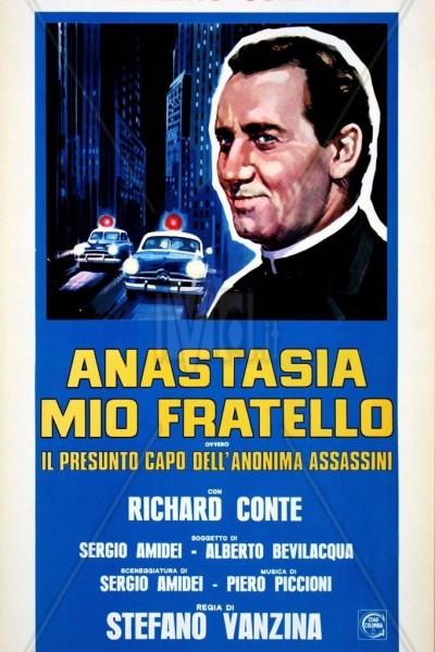 Caratula, cartel, poster o portada de Mi hermano Anastasia