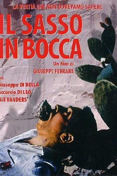 Caratula, cartel, poster o portada de Il sasso in bocca