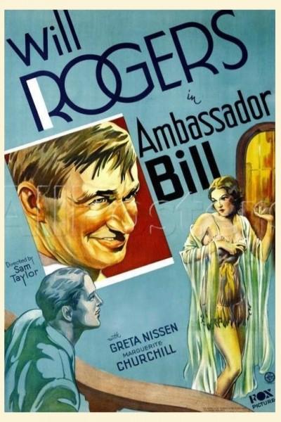 Caratula, cartel, poster o portada de Embajador sin cartera