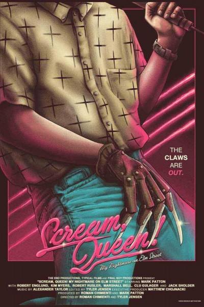 Caratula, cartel, poster o portada de Scream, Queen! My Nightmare on Elm Street