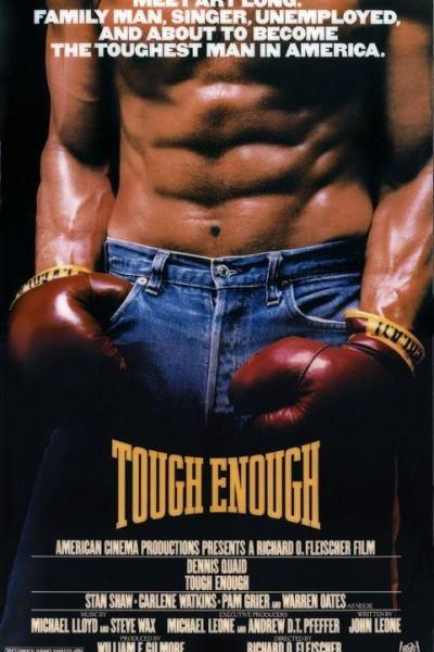 Caratula, cartel, poster o portada de El hombre más duro