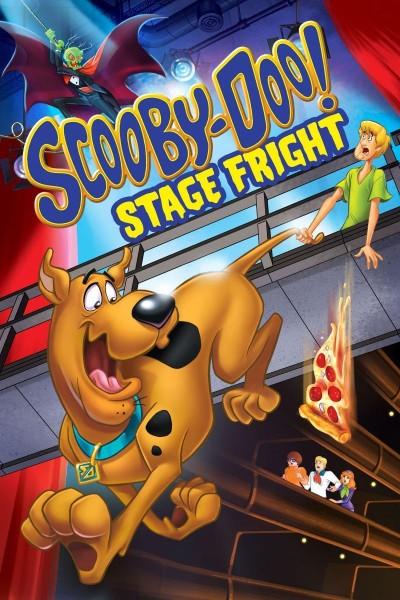 Caratula, cartel, poster o portada de Scooby-Doo! Miedo al escenario
