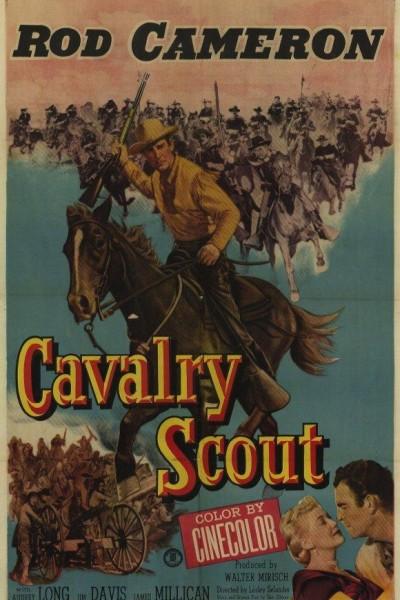 Caratula, cartel, poster o portada de Cavalry Scout