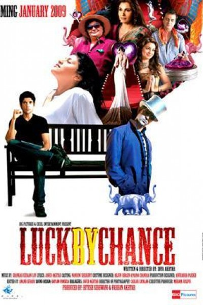 Caratula, cartel, poster o portada de Luck by Chance