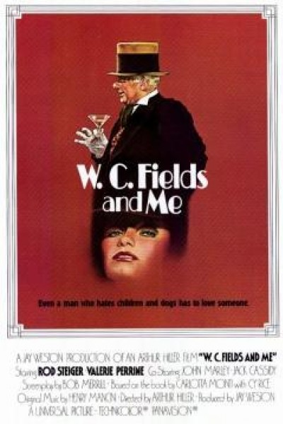 Caratula, cartel, poster o portada de W.C. Fields and Me
