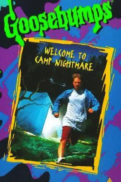 Caratula, cartel, poster o portada de Pesadillas: Pánico en el campamento
