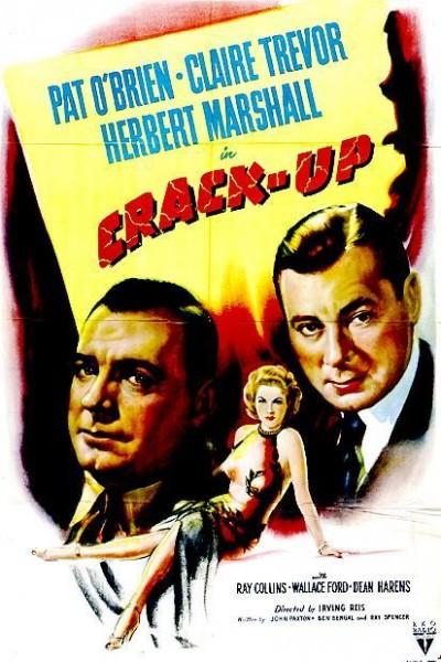Caratula, cartel, poster o portada de Crack-Up