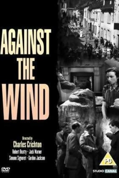 Caratula, cartel, poster o portada de Against the Wind
