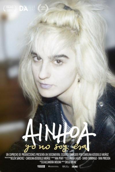 Caratula, cartel, poster o portada de Ainhoa: yo no soy esa