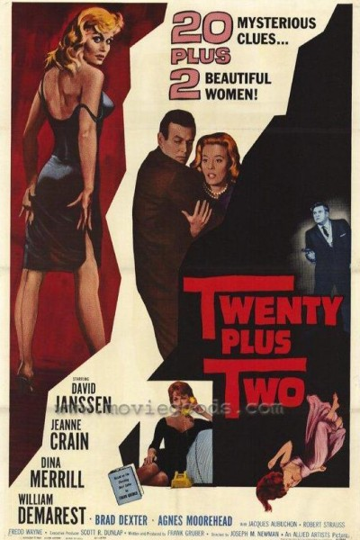 Caratula, cartel, poster o portada de Twenty Plus Two