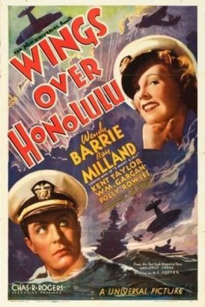 Caratula, cartel, poster o portada de La escuadrilla del Pacífico