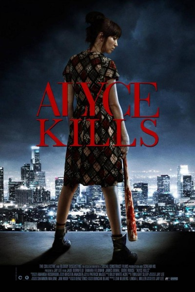 Caratula, cartel, poster o portada de Alyce