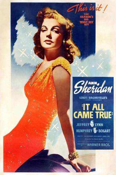 Caratula, cartel, poster o portada de It All Came True