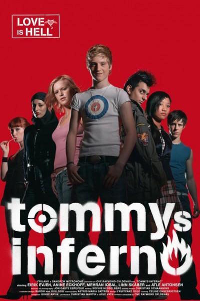 Caratula, cartel, poster o portada de Tommys Inferno