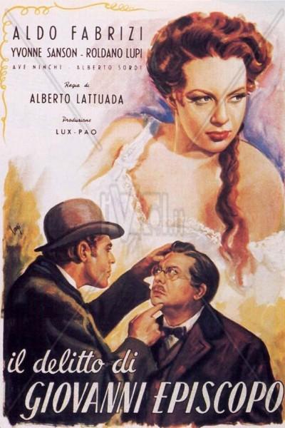 Caratula, cartel, poster o portada de El delito de Giovanni Episcopo