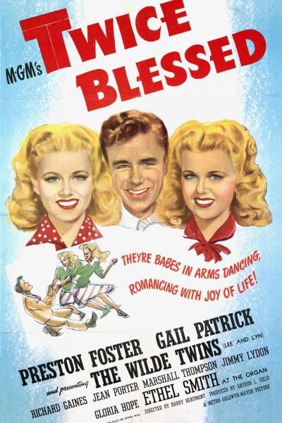 Caratula, cartel, poster o portada de Twice Blessed