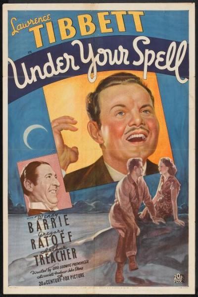 Caratula, cartel, poster o portada de Under Your Spell