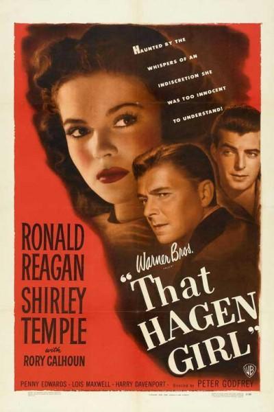 Caratula, cartel, poster o portada de That Hagen Girl