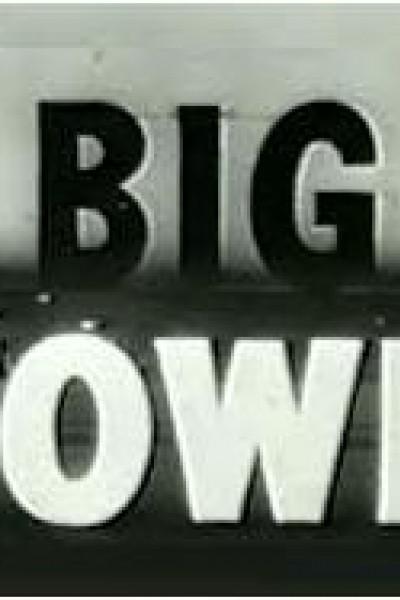 Caratula, cartel, poster o portada de Big Town