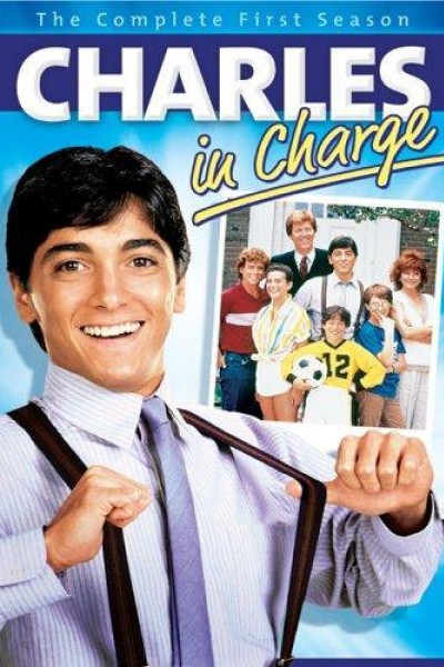Caratula, cartel, poster o portada de Charles in Charge