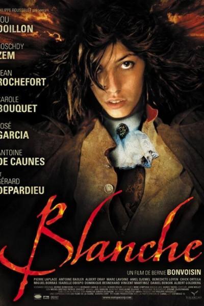Caratula, cartel, poster o portada de Blanche