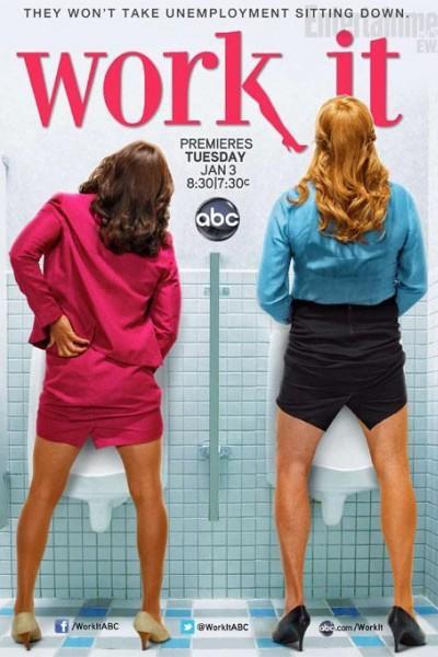 Caratula, cartel, poster o portada de Work It
