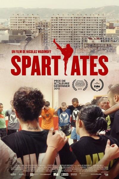 Caratula, cartel, poster o portada de Spartiates (Spartans)
