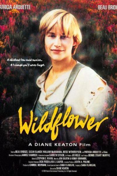 Caratula, cartel, poster o portada de Una flor salvaje