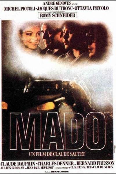 Caratula, cartel, poster o portada de Mado