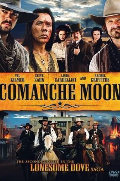 Caratula, cartel, poster o portada de Comanche Moon