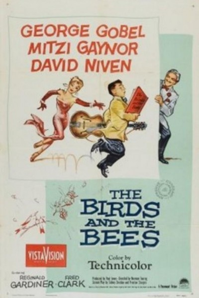 Caratula, cartel, poster o portada de The Birds and the Bees